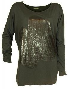 Palietter -.Palietter til t-shirts, blazere, oversize tunikaer, kjoler, cardigans, toppe, tørklæder