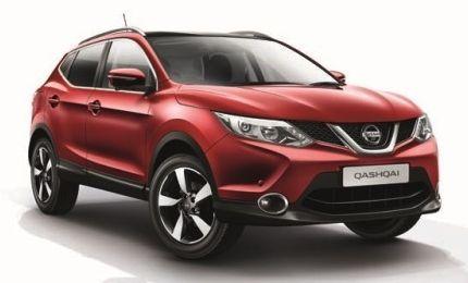5) Nissan Qashqai: 60,814 Sales.
