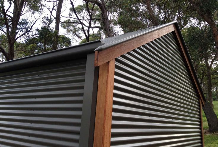 Your vision is our brief, this shed has been completely customised for a client in the Southern Highlands, NSW