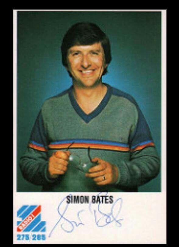 Simon Bates. BBC Radio 1 @ 50 #radio1vintage