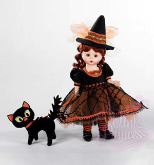Madame Alexander Witch doll