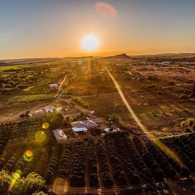 25 Top towns in SA to visit