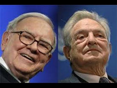 ¿En qué acciones han invertido últimamente Buffett y Soros?