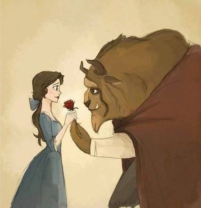 beauty and the beast - disney