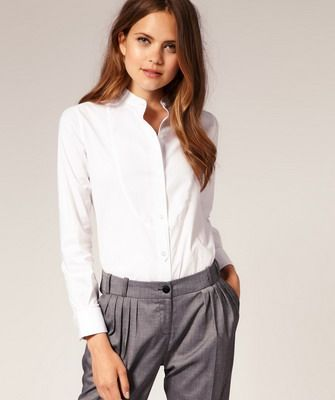 Рубашки женские 2016: в клетку и джинсовые - на фото модные модели на лето, весну, осень и зиму