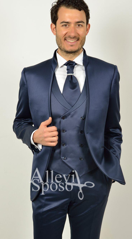 Abito da sposo vestito coreana abito stile pignatelli stile petrelli nuova collezione  allevi sposo www.allevisposo.it