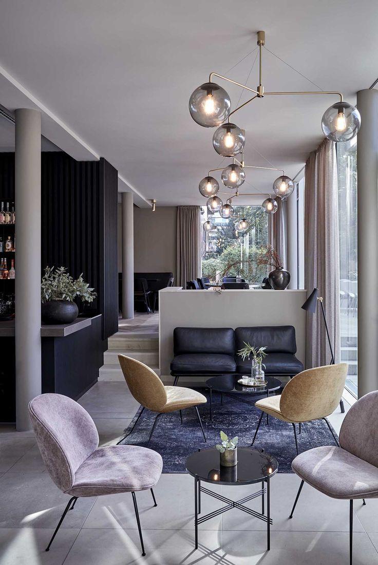 Deckengestaltung für die wohnhalle bar  restaurant  moderne design hotels in   pinterest