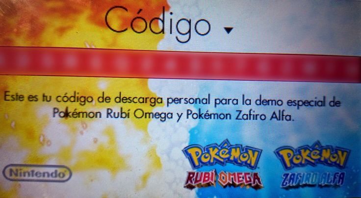 Lau The Kadencia 's blog: POKEMON DEMO ESPECIAL RUBI OMEGA Y ZAFIRO ALFA
