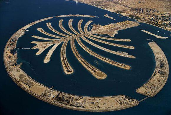 Palm Jumeirah, Dubai, EAU