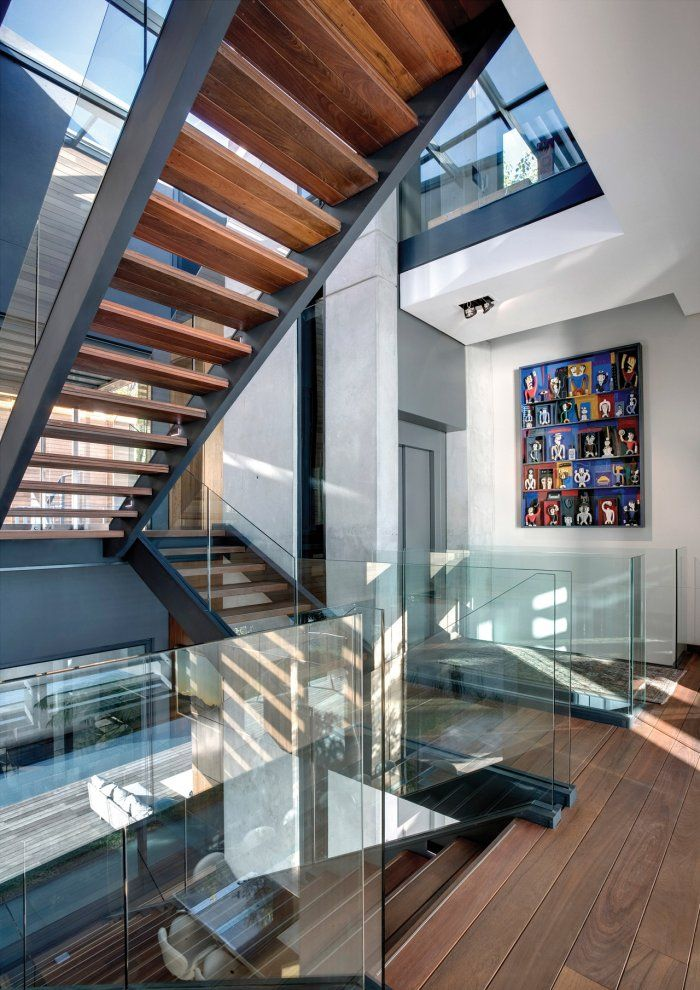 Natural light dances on staircase 21 best