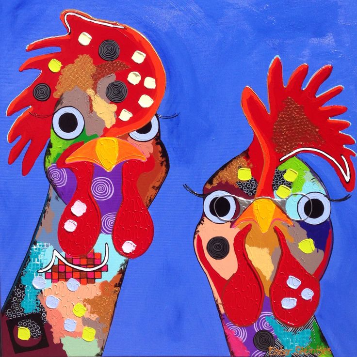 Awesome Paint Primer: Best 25+ Chicken Painting Ideas On Pinterest