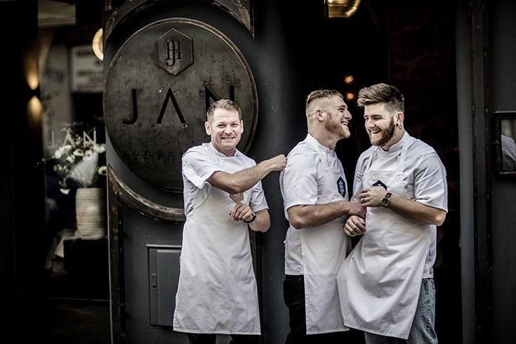 In one of the chicest restaurants in the South of France, Jan Hendrik has become the first South African chef to get that coveted Michelin star...
