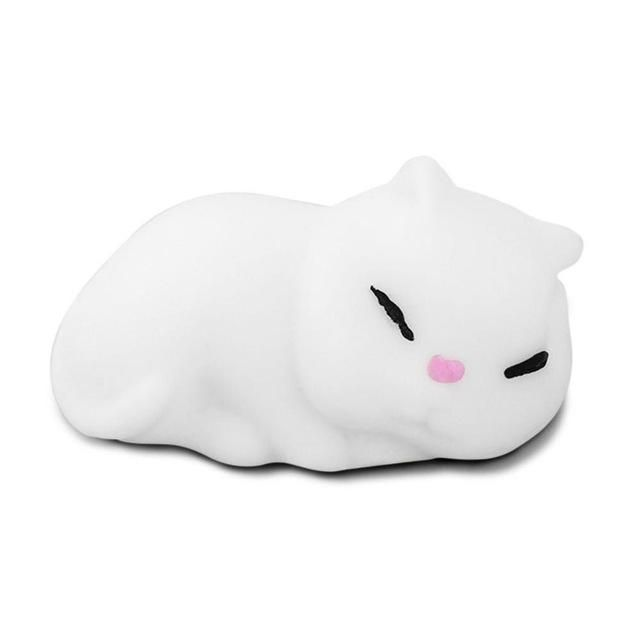Squishy Cat Novelty Toy