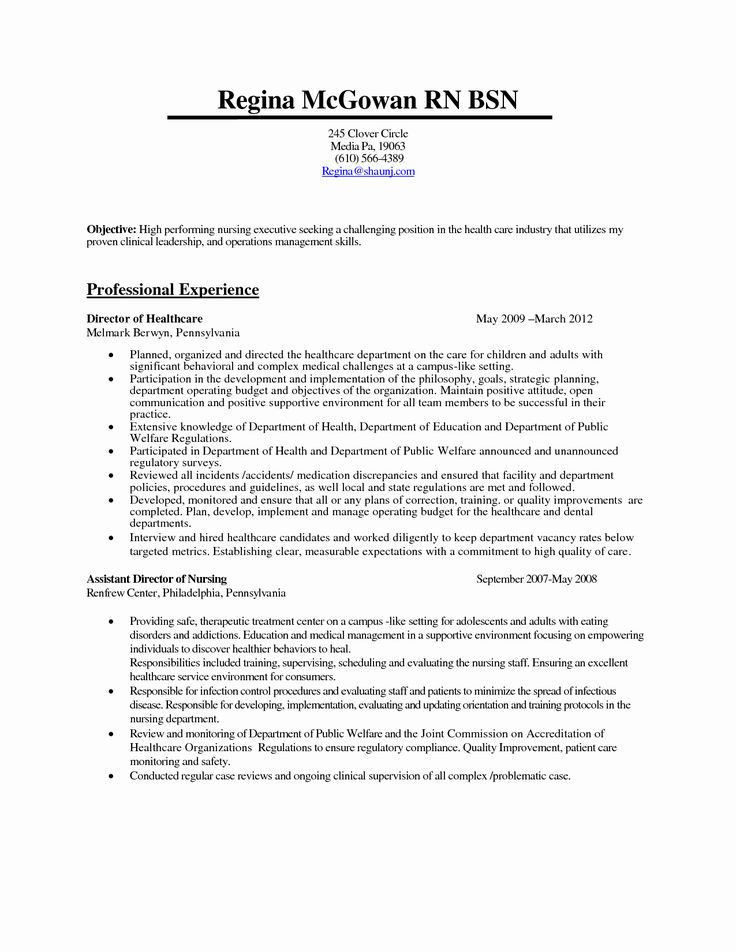 Emergency Room Nurse Resume Beautiful 10 Emergency Room