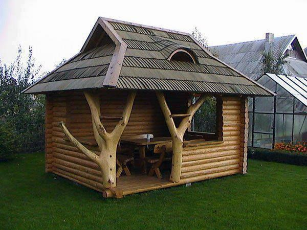 Small Picnic Shelters : Best images about outdoor shelters on pinterest