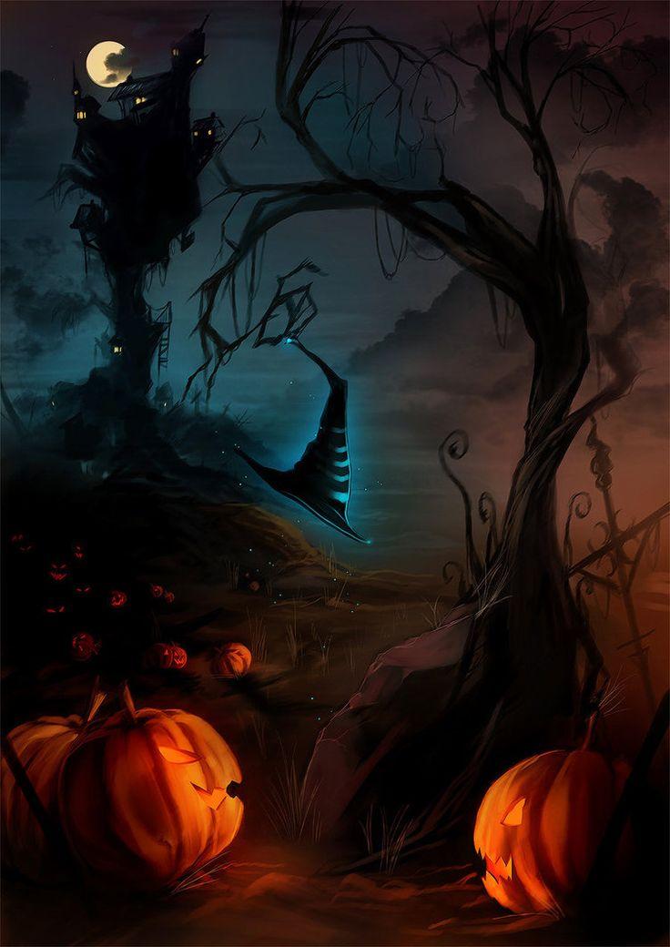 Halloween graphics | Happy Halloween by *yaichino on deviantART