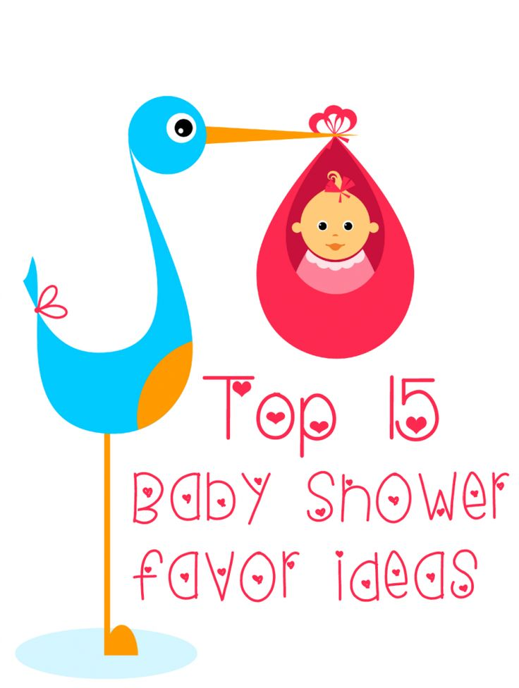 Planning a baby shower? Check out the TOP 15 Baby Shower Favors