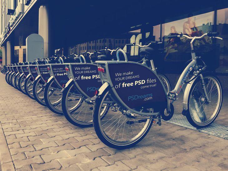 Download Free Modern Bicycle Advertising Mockup In Psd Modern Bicycle Advertising Mockup Psd Bicycle Advertising Modern Bicycle Psd