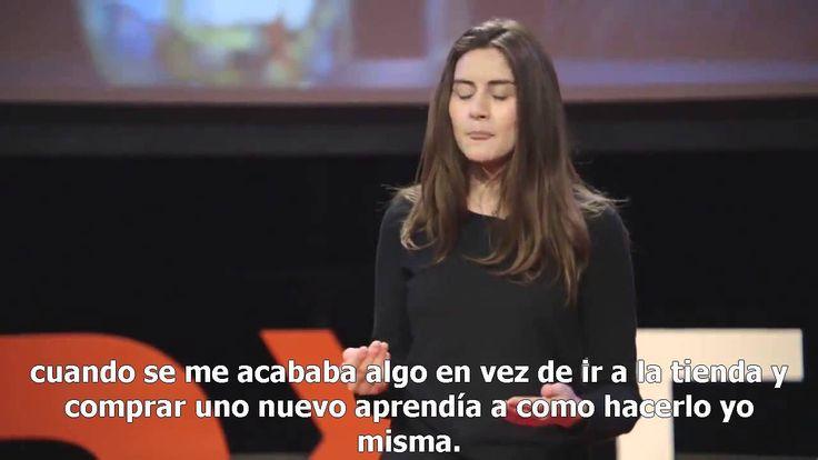 Por qué vivo una vida de cero desperdicio   Lauren Singer   TEDxTeen