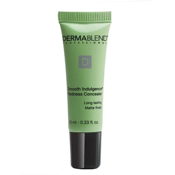 Dermablend Redness Concealer (€17) ❤ liked on Polyvore featuring beauty products, makeup, face makeup, concealer, redness concealer, oil free concealer, dermablend concealer and dermablend