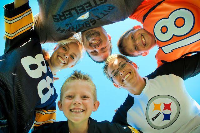 Murdocks Mama: Minner Family [football] Photoshoot