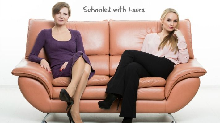 Schooled with Laura looks at relationships with teachers
