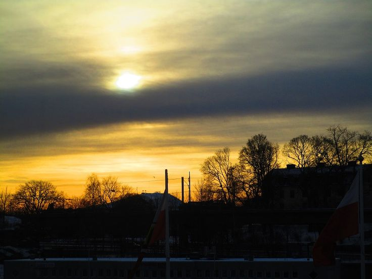 sunrise   by satu.ylavaara