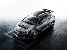 Novo superdesportivo Opel Astra OPC EXTREME