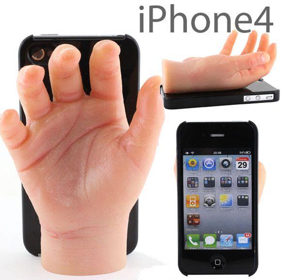 Creepy Hand iPhone Case iPhone