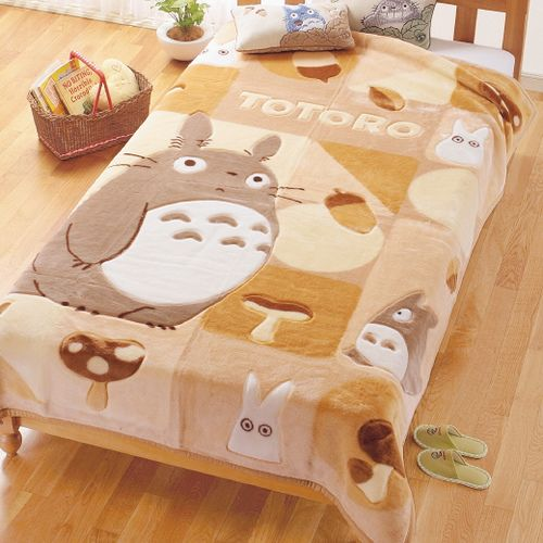 Totoro: Kids Beds, Beds Covers, Beds Spreads, Totoro Beds, Beds Sheet, Future Kids, Beds Sets, Studios Ghibli, Kids Rooms