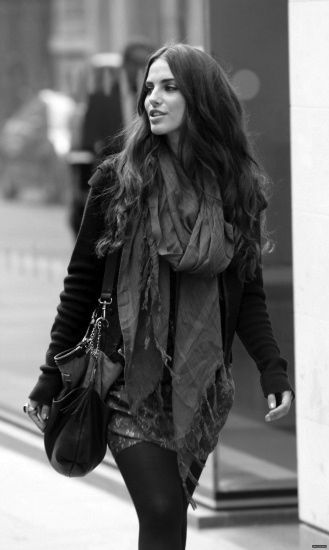 Love a good scarf :)