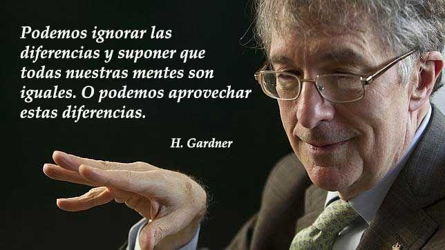 Las mejores Frases de Howard Gardner