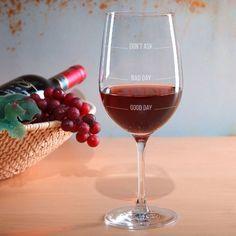 Weinglas Leonardo XL Don't ask