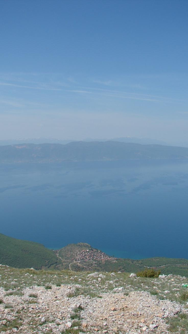 Ohrid, Macedonia  maj 2013