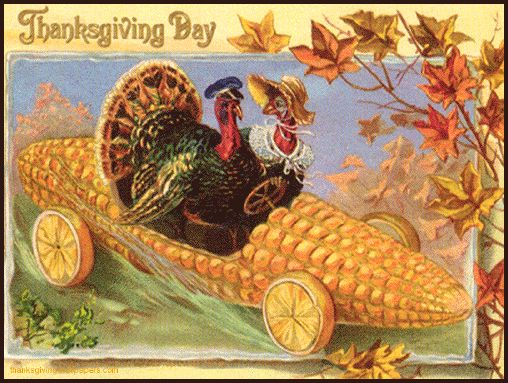 There Is The Anthropomorphic Root Vegetable It Hardly Needs Saying That Thanksgiving Pinups Are A Vintage PostcardsVintage