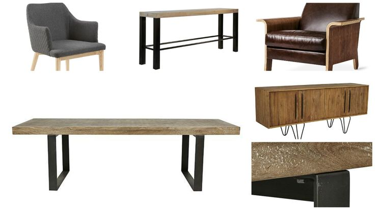 Combine this furniture set to create a rustic timber style look in the office.  http://www.jpoffice.com.au/
