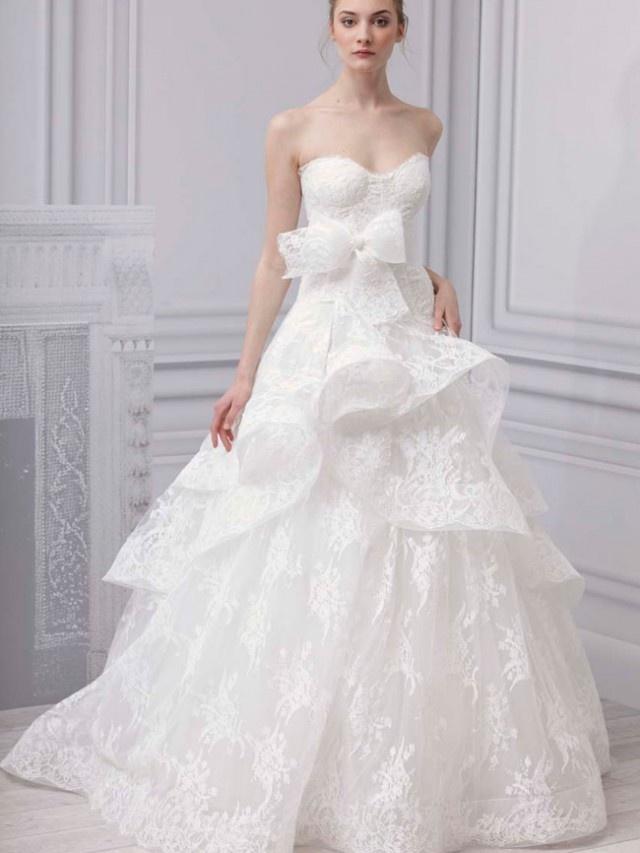 Sweetheart strapless ballgown wedding dress