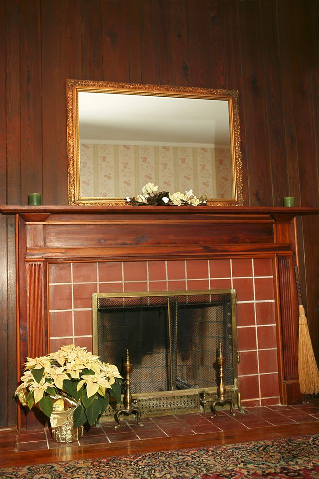 How To Remove A Fireplace Mantel In 2019 Build It Yourself Brick