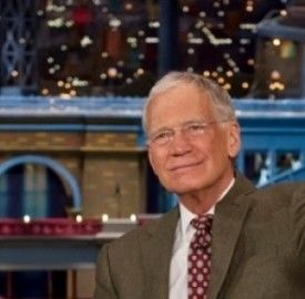 Addio Late Show: Letterman annuncia il suo ritiro