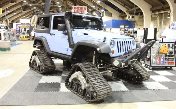 Jeep Jk Mattracks Daystar Tracks Pinterest Jeep Jk Jeeps