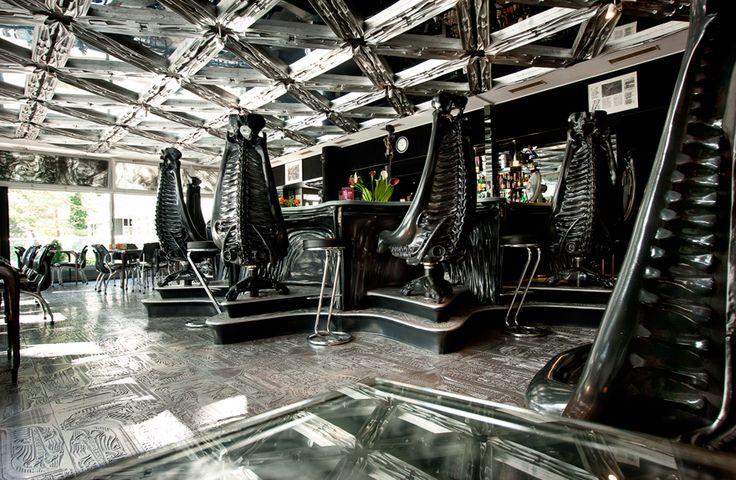 Giger Bar in Chur, Switzerland Image via www.churtourismus.ch