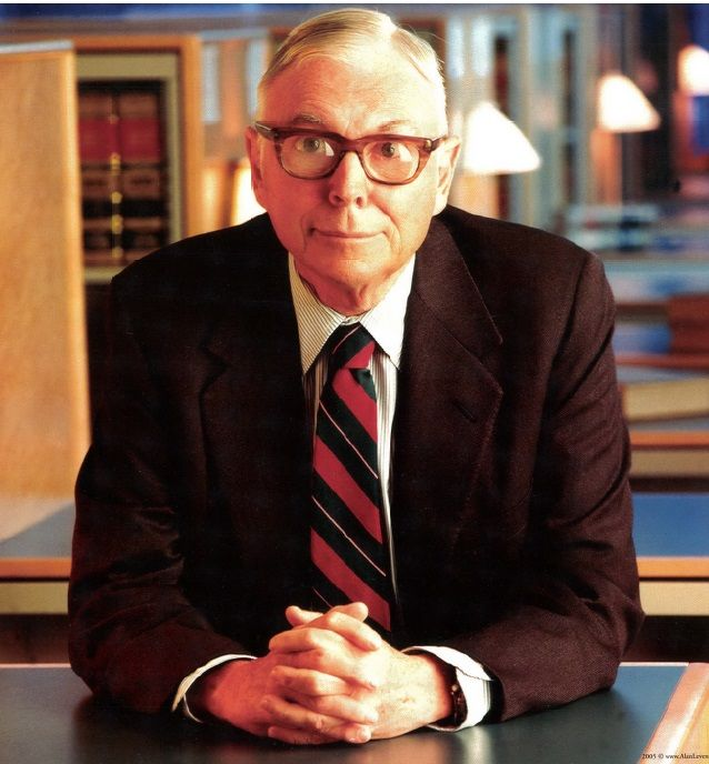 The way to win is to work, work, work, work and hope to have a few insights. - Charlie Munger