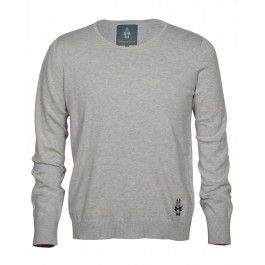 BASE KNIT (LIGHT GREY)