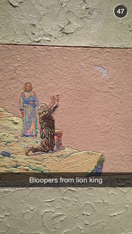 Gestrichene Szenen aus Der König der Löwen:   27 Snapchats von 2016, die dich mehr zum Lachen bringen, als dir guttut