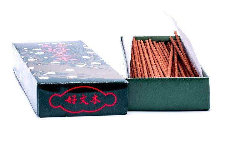 Japanese Incense | Tokusen Kunbunboku | Baieido