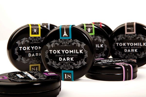 Tokyo Milk lip elixirs.  Best lip balm on the market, period. Even better than Kiehl's or Smith's Rosebud.