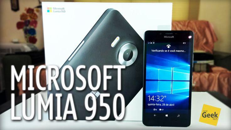 Microsoft Lumia 950 - A Análise mais completa do Lumia mais fantástico! ...