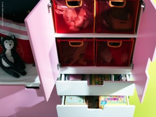 Inside Ikea Stuva Doule Door Low Cupboard Bedrooms For Boys Pinterest Kid Kid Room