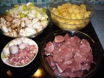 Das perfekte Filettopf für die Großfamilie oder wenn Besuch kommt !!!-Rezept mit einfacher Schritt-für-Schritt-Anleitung: Kartoffeln mit Schale kochen…
