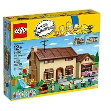 LEGO - The Simpsons House (71006)